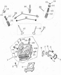 chinese 150cc 6 pin cdi wiring chinese free engine image With gy6 engine diagram