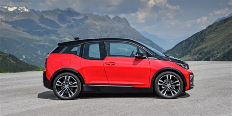 bmw i3 2018 2018 bmw i3 and i3s pricing and specs photos