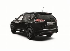 Nissan X Trail Black Edition : 2016 nissan x trail gains style edition in the united kingdom autoevolution ~ Gottalentnigeria.com Avis de Voitures
