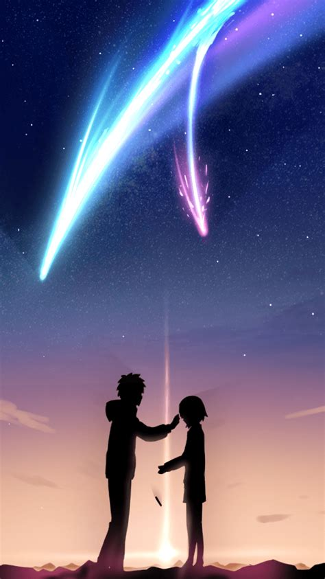 gambar wallpaper anime kimi  nawa hd android