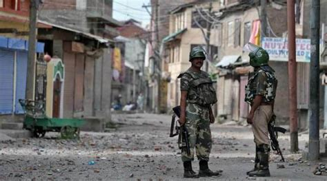 Curfew imposed in Jammu following violent protests against ...