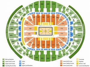American Airlines Arena Seat Map Maping Resources