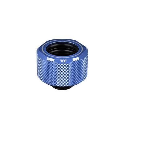 pacific  pro  petg tube mm od compression blue  tech computers