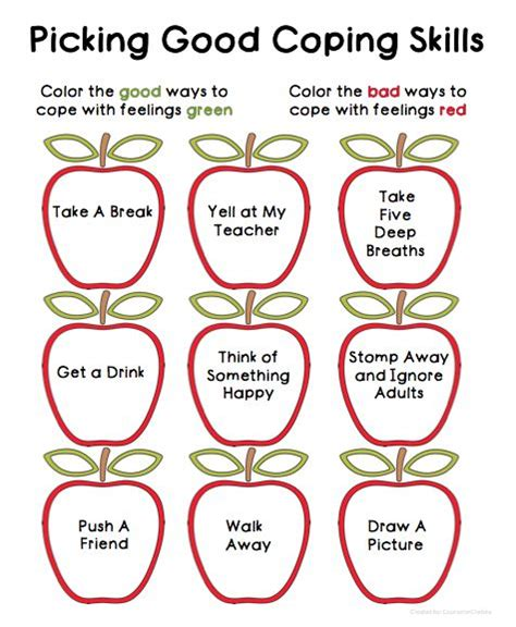 picking coping skills trees trees and a well 473 | 6e318b3bee807f1c9eb6c7e8bee3dee5