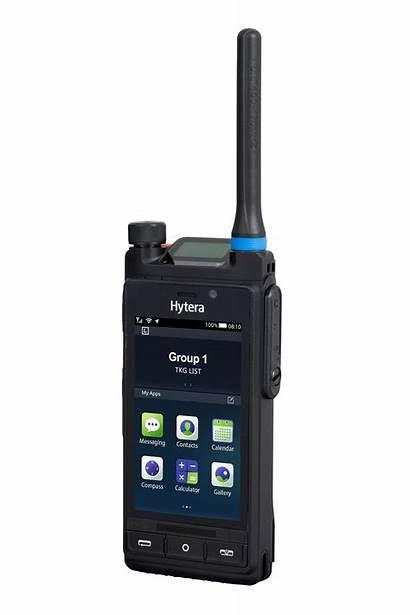 Radio Hytera Protezione Civile Soluzione Subito Multimodale