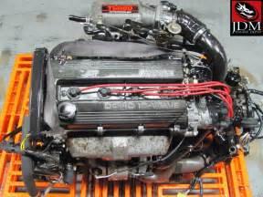 89 94 Mazda 323 Gt-x Familia Bp-t Turbo Dohc 1.8l Engine