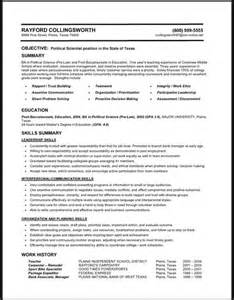 templates of functional resumes exle of a functional resume resume format