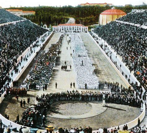 1896 2016 des jeux olympiques tr 232 s politiques herodote net