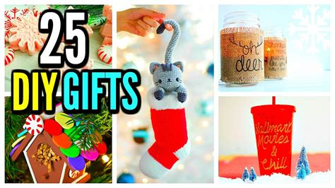 25 diy christmas gifts gift ideas christmas crafts 2016