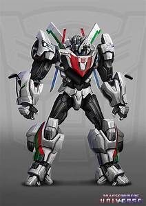 Jagex Transformers Universe Wheeljack and Knock Out ...