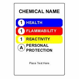 ultraduty ghs chemical labels predesign templates averycom With chemical label template