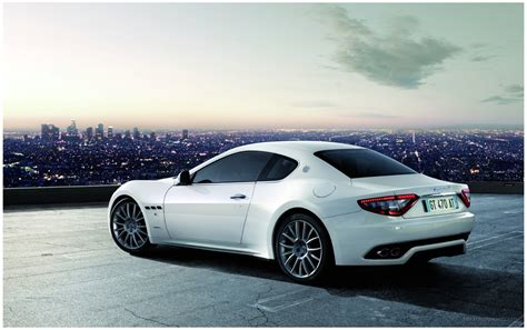 New Maserati Granturismo Hd Car Wallpaper