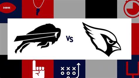 Buffalo Bills-Arizona Cardinals score predictions in Week ...