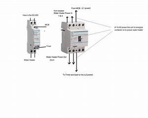 Eaton 3 Pole Contactor Wiring Diagram  U2013 Car Wiring Diagram