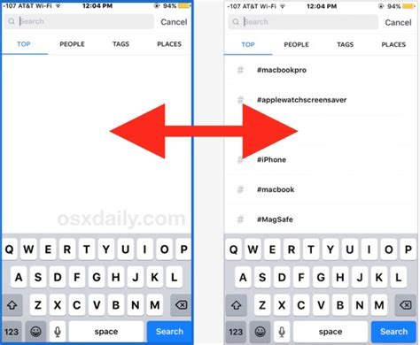 how to check search history on iphone how to clear instagram search history 2147