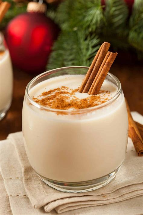 eggnog recipe egg nog