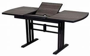 Table De Salon Extensible : table jardin extensible pas cher ~ Teatrodelosmanantiales.com Idées de Décoration