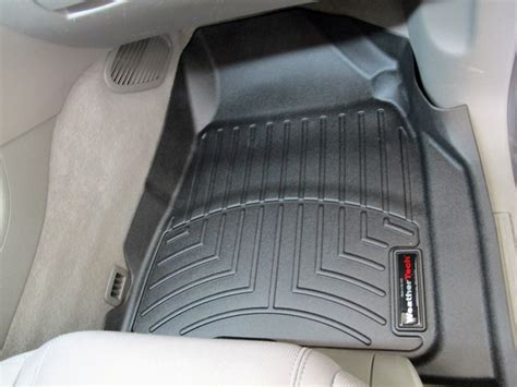 floor mats gmc acadia weathertech floor mats for gmc acadia 2011 wt442511