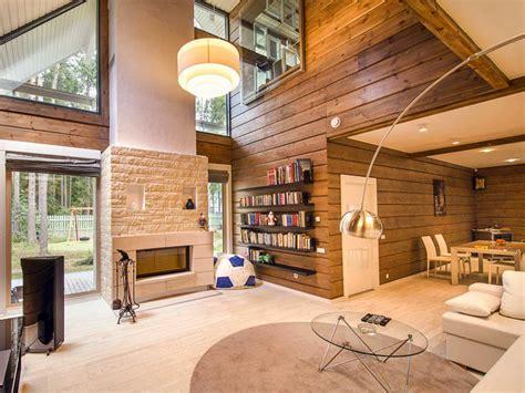 musterhäuser ansehen holzhaus zum wohnen wohn design