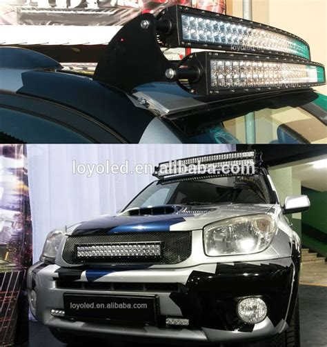 tuning light car led light bar 12v hi way auto led