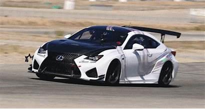 Lexus Rcf Gt Concept Peak Rc Pikes