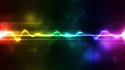 Electric Rainbow Laser Wallpapers Background Shot Desktop