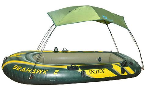 raft with canopy canopy for seahawk boat2 personsun shelter