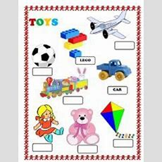 1000+ Images About Toys Vocabulary On Pinterest  Vocabulary Worksheets, Toys And Worksheets
