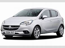 Vauxhall Corsa hatchback review Carbuyer