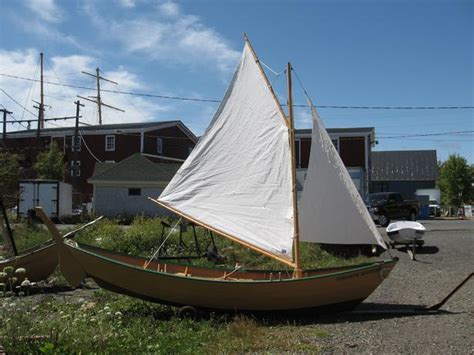 Custom Boat Covers Parry Sound by Lunenburg Dory Esquimalt View Royal