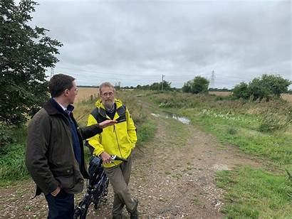 Sustrans Fairford Robert Witney Meets Oxford Line