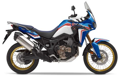 New Colors And Pricing For 2019 Honda Africa Twin Lineup