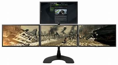 Monitor Surround Nvidia 1080 Gtx Gaming Triple