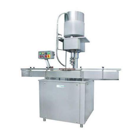 cap sealing machine automatic vial cap sealing machine manufacturer  ahmedabad