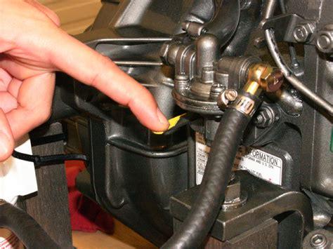 bleeding  diesel engine  board  mark corke