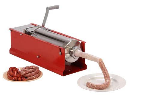 machine pour cuisiner poussoir à viande horizontal 5 litres reber tom press