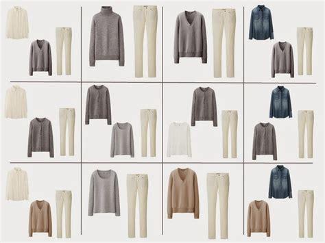 The French 5piece Wardrobe + The Common Capsule Wardrobe