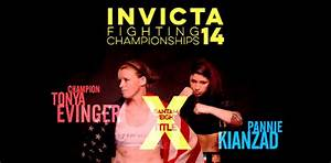 Invicta FC 14 Event Page and Fight Card | MMAWeekly.com