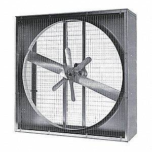 dayton 230 460v assembled direct drive agricultural With agricultural exhaust fans