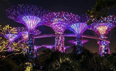 desktop wallpapers singapore gardens   bay nature