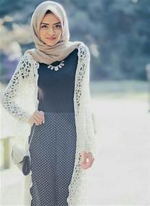 Pinned via Nuriyah O. Martinez | Taslims hijab | Muslima Fashion | Pinterest | Style Knit ...