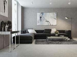 peinture salon tous les conseils en peinture et couleurs With piece peinture 2 couleurs 2 decoration dinterieur salon et cuisine maisons