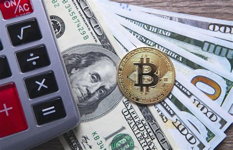 We added the most popular currencies and cryptocurrencies for our calculator. Calculator dollars bitcoin stock image. Image of balance - 140262921