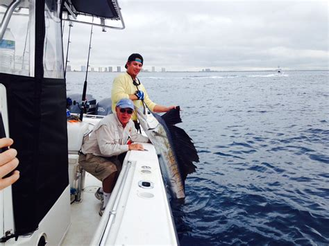 friend december boated holidays fishing florida boat captain sail jim oh naples