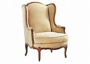 Fauteuil Bergère À Oreilles : acheter votre fauteuil berg re oreilles chez simeuble ~ Nature-et-papiers.com Idées de Décoration