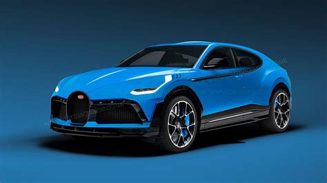 The brand sells essentially one car, the chiron. Bugatti SUV: 2023 crossover revealed | CAR Magazine