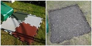 Warco Terrassenplatten Verlegen : fallschutzmatten verlegen sicherheit mit bodenmatten von ~ A.2002-acura-tl-radio.info Haus und Dekorationen