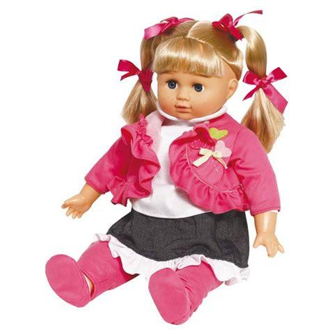 siège balançoire bébé poupée lola bavarde 46cm mon amour king jouet poupées