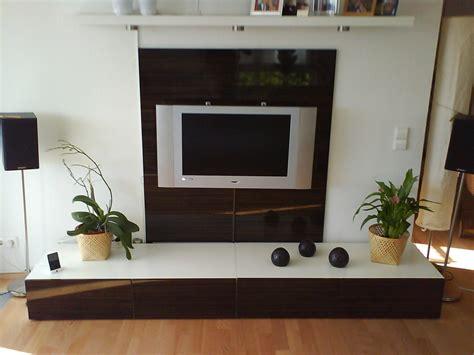 A Flat Tv Wall Combo Unit