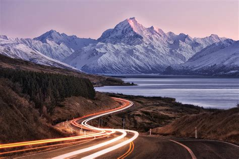 New Zealand South Island Photo Tour  Martin Bisof